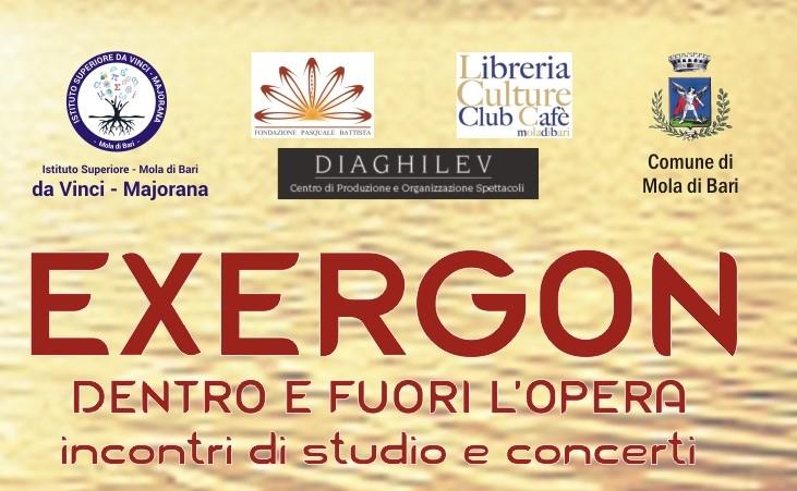 Exergon - Incontri di Studio e Concerti